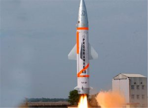 India's New Interceptor Missile