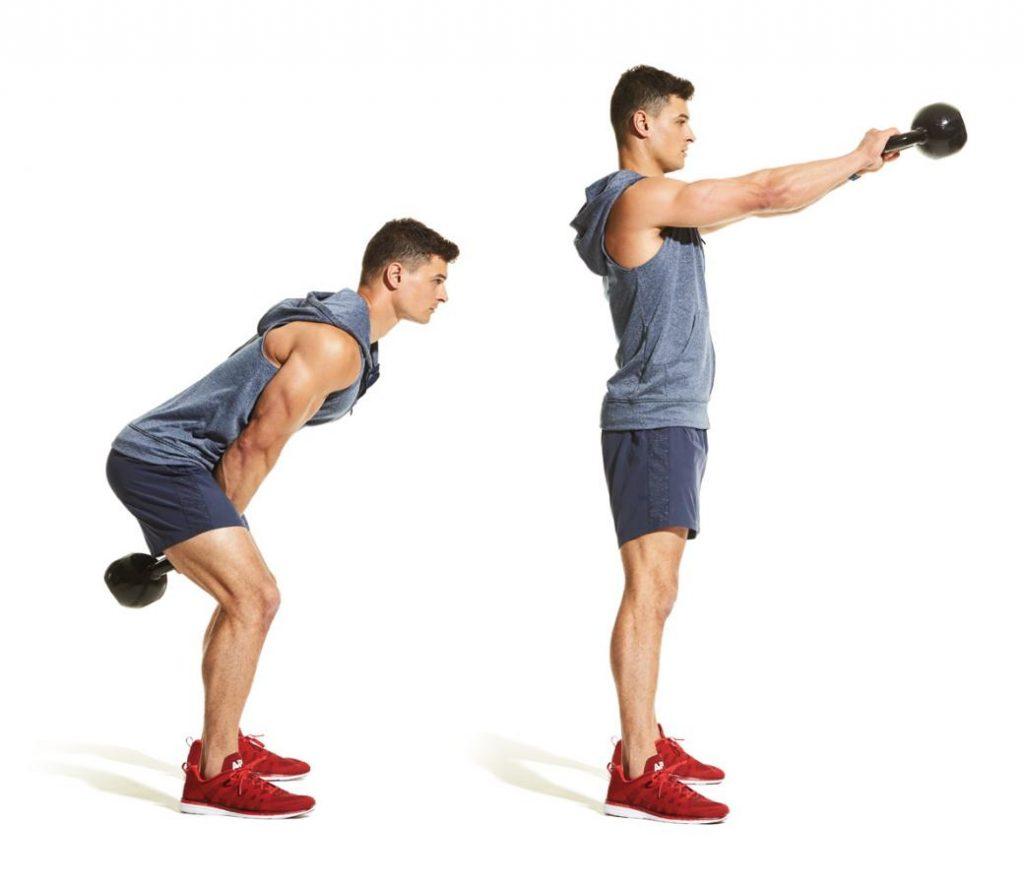 Muscle development gels