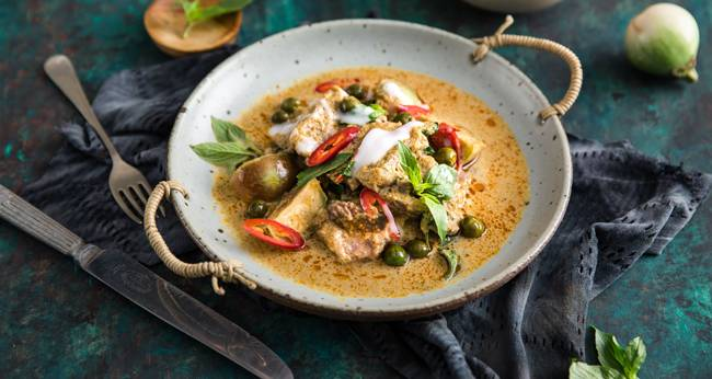 halal thai restaurant singapore