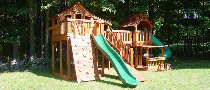 Setting up Your Own Backyard Playground