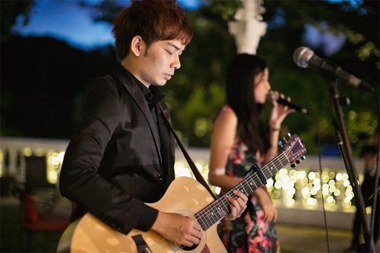 wedding live band