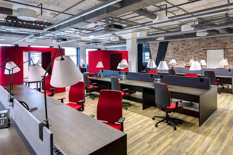 office interior design company singapore