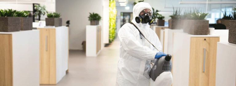 office disinfection service singapore