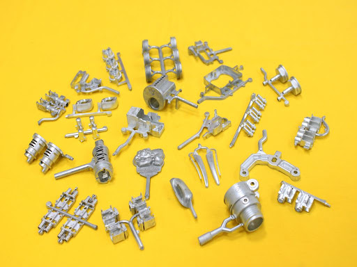 multi slide die casting machine